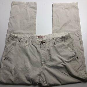 Robert Graham Jeans Pants White Mens Size 40